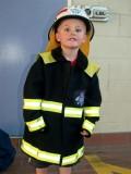 Logan the firefighter