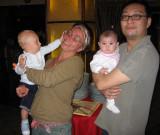 LA, Sveta, Sophie, Greg