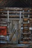 Barn door 7813