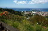 14 0691 Overlooking Roseau from Morne Bruce