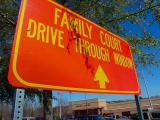 Drive Through Family Court 1414
