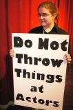 19 Do Not Throw Things at Actors 0115