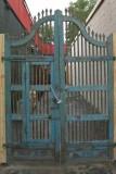 Blue gate 3813