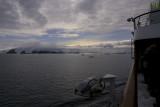 Iceberg Alley Sunrise