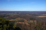 View from Hawk Mountain, Pennsylvania