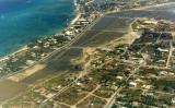 Air View Of Grand Turk, Turks & Caicos Islands