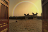 through all these doors chasing a rainbow_China