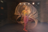 moving in a circle with 50 plus hula hoops_China