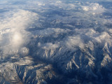 Somewhere over the Rockies .. B0654