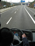On the Autostrade to Milan .. B0712