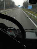 On the Autostrade to Milan .. B0716