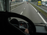 On the Autostrade to Milan .. B0720