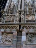 Facade sculpture .. B0764
