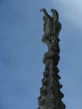 Angel on spire .. B0776