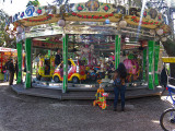 Borghese Gardens: Children's Carousel .. R9453