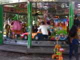 Borghese Gardens: Children's Carousel .. R9454