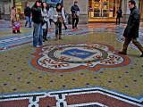 La Galleria, Torino mosaic ..1138