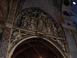 Santa Maria delle Grazie, detail .. 1158