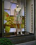 Valentino store window .. 1232