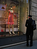 Window shopping at Valentino .. 1233
