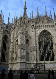 Duomo, closeup .. 1647