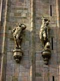 Duomo, detail .. 1650
