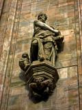Duomo, detail .. 1651