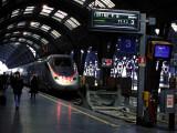 Stazione Centrale, on track #3, to Torino .. 1851