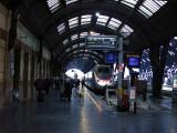Stazione Centrale, train to Torino, ready to depart .. 1852