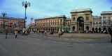 La Galleria on Piazza del Duomo