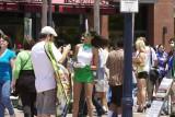 Green Lantern Advert