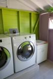 Finished Laundry Room