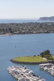 Marina, Coronado, Point Loma