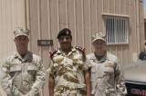 LCDRs and BGEN Al Mansoori
