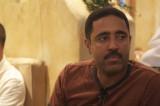 Abdulrahman Looks On