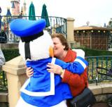Bezoek aan Disneyland 2009