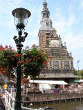 Kaasmarkt in Alkmaar.
