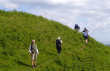 short climb to nether stowey castle