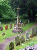 culbone churchyard