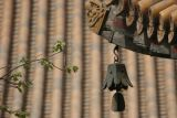 Wind Chime on a Roof
