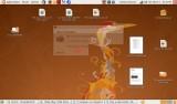 Desktop on Asus 901 running Ubuntu Hardy Heron