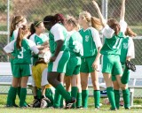 Seton girls modified soccer vs Windsor 09-28-2010