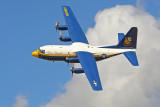 The Blue Angels C-130 Fat Albert