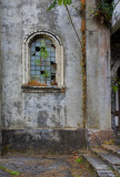 Puriscal Church Window, with Stairway