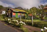 Coffee Shop on the Way to Poas Volcano