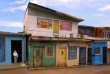 Slum House Above  Barrio Lujan