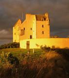 Castle near Rockfield Tarbart