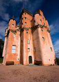 Craigievar Castle  - 'Photoshopped'