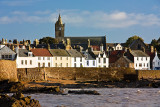 Early morning  at  Anstruther Harbour