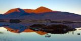 Loch Na Achlaise Sunrise